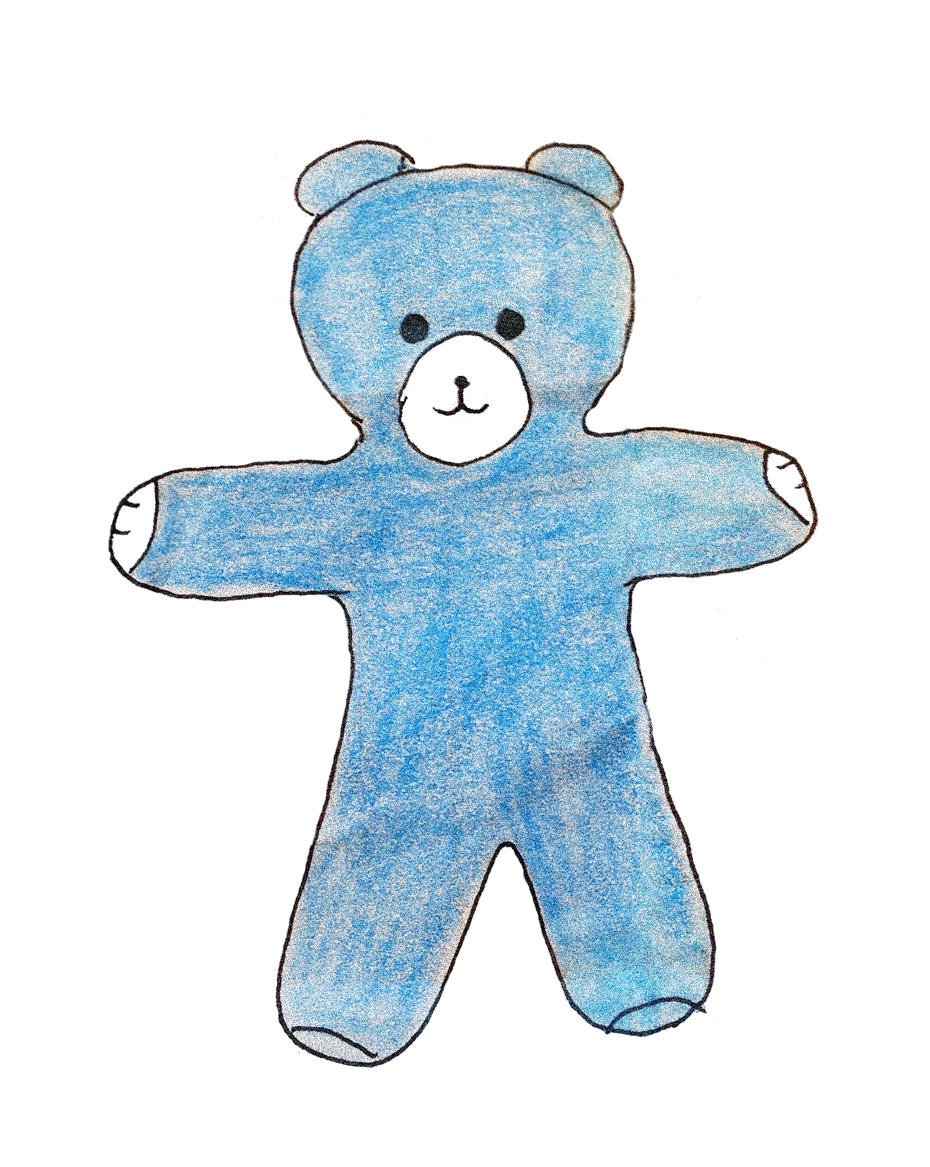 Blue Bear Dressing